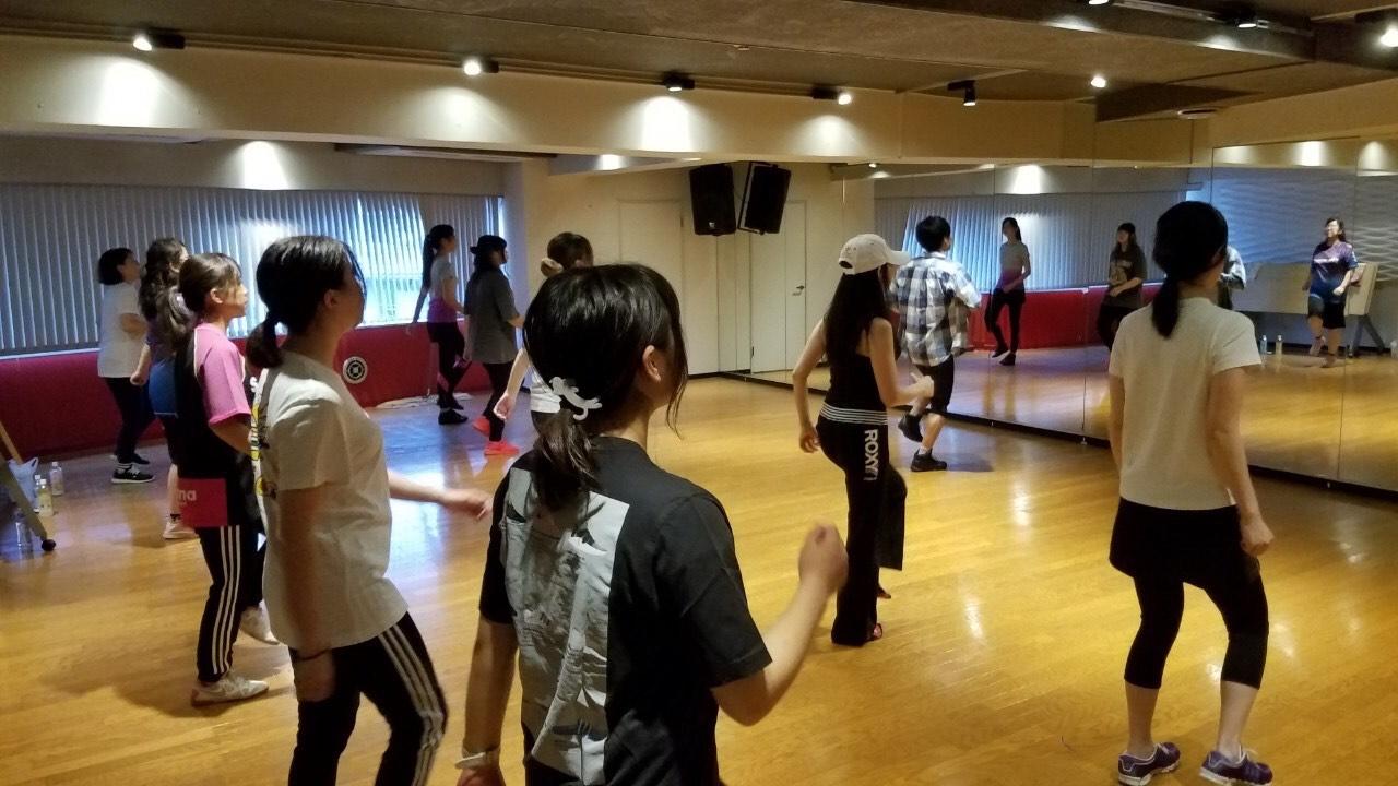 ダンスイベント